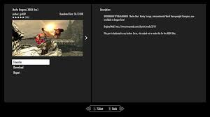 How to install mods for Skyrim Special Edition on Xbox One ...