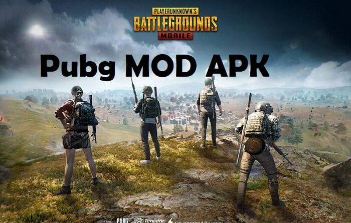 PUBG MOBILE MOD APK  Hack (UC,BP,Aimbot,Wallhack)